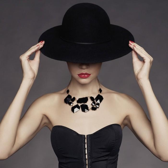 Sexy Black Hat